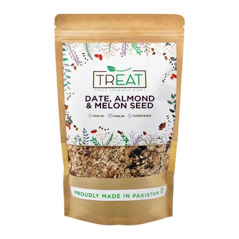 Treat Date, Almond & Melon Seed Granola, 360g