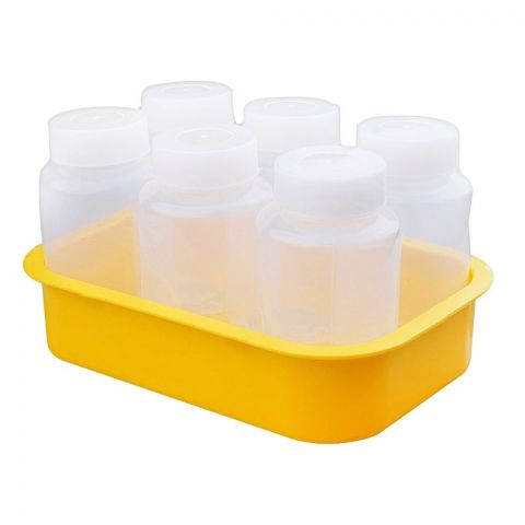 Japlo Milk Storage Bottles, 6-Pack