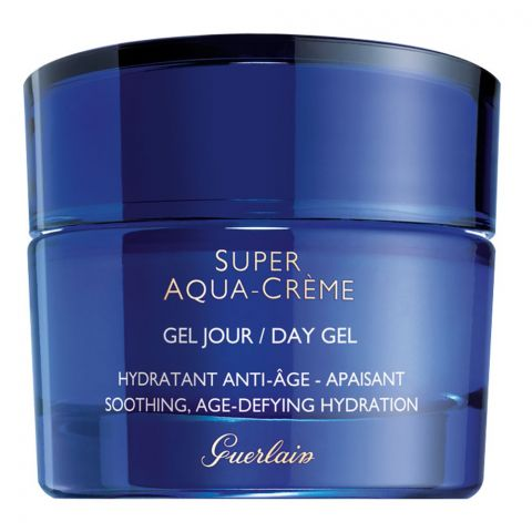 Guerlain Super Aqua-Creme Soothing Age-Defying Day Gel Cream, 50ml