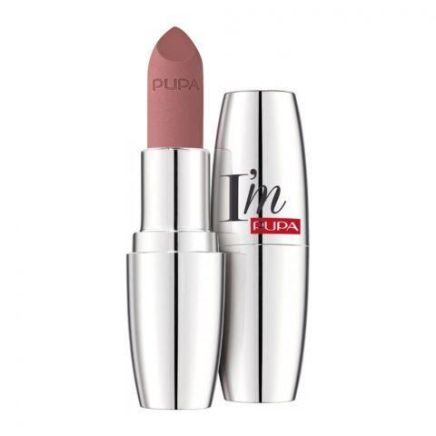 Pupa Milano I'm Matt Pure Colour Lipstick, 012