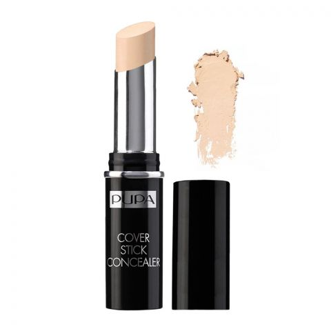 Pupa Milano Cover Stick Concealer, 001