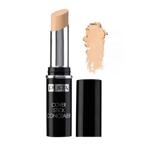 Pupa Milano Cover Stick Concealer, 002