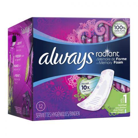 Always Radiant Memory Smart Foam Pads