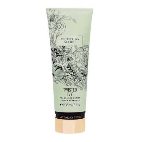 Victoria's Secret Twisted Ivy Fragrance Lotion, 236ml