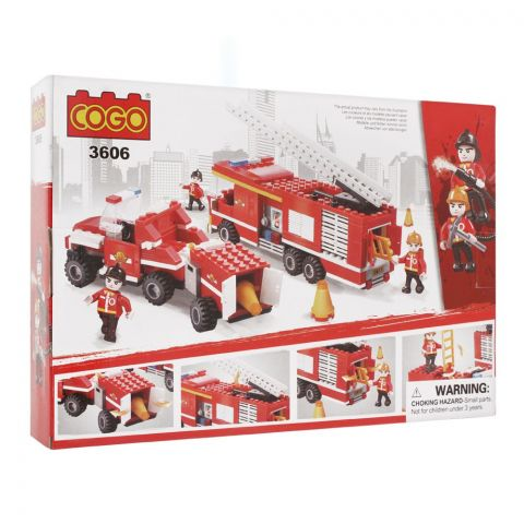 Live Long Cogo Blocks, 3606-O