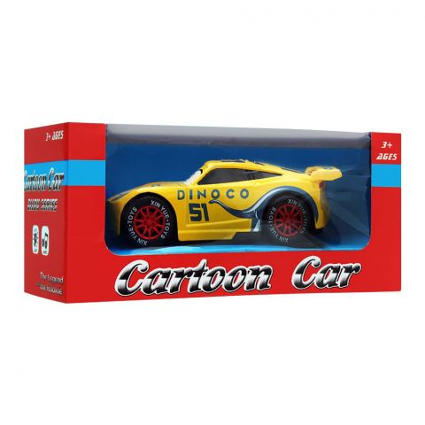 Live Long Cars 2 Friction Car, Light Speed, 8058
