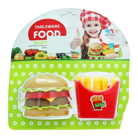 Live Long Kitchen Fast Food Set, 8805