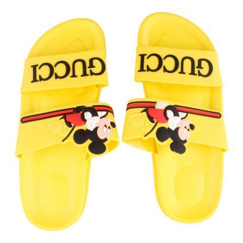 Women's Slippers, H-5, Yellow