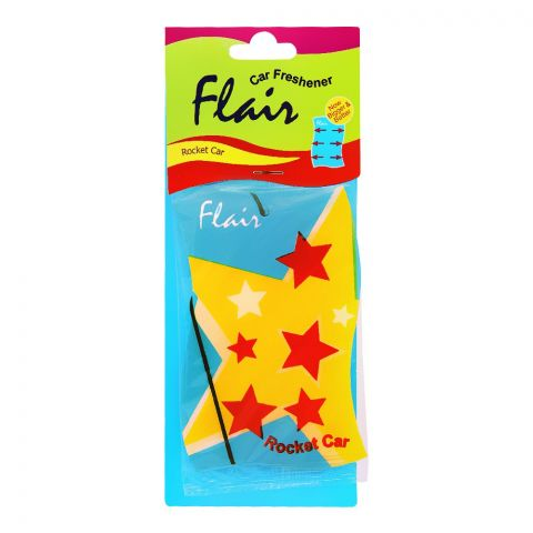 Flair Rocket Car Air Freshener