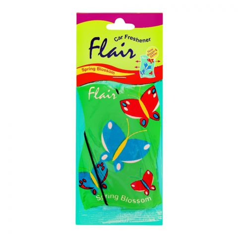 Flair Spring Blossom Car Air Freshener