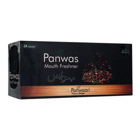 Panwaari Panwas Mouth Freshener, 24-Pack