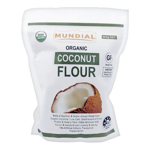 Mundial Organic Coconut Flour