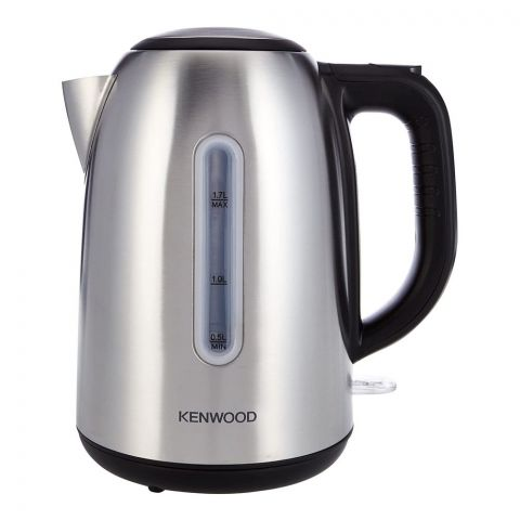 Kenwood Accent Collection Electric Kettle, Silver, 1.7L, ZJM-01