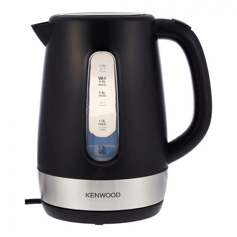 Kenwood Accent Collection Electric Kettle, Black, 1.7L, ZJP-01