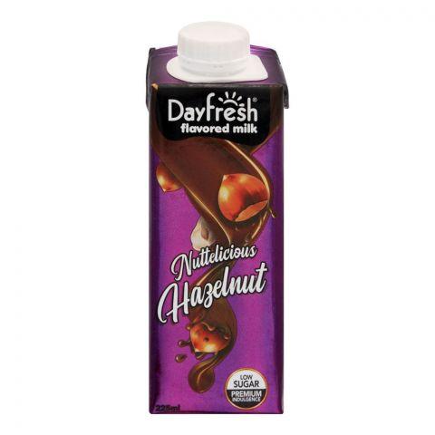 Day Fresh Nuttelicious Hazelnut Milk, 225ml