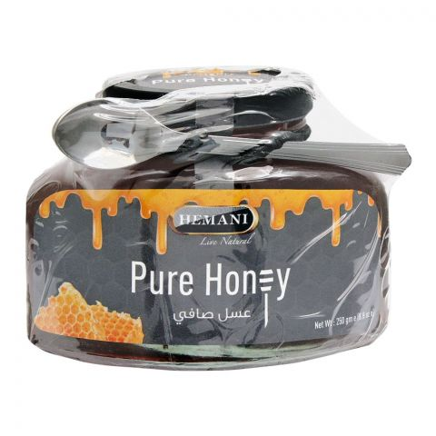 Hemani Pure Honey, 250g
