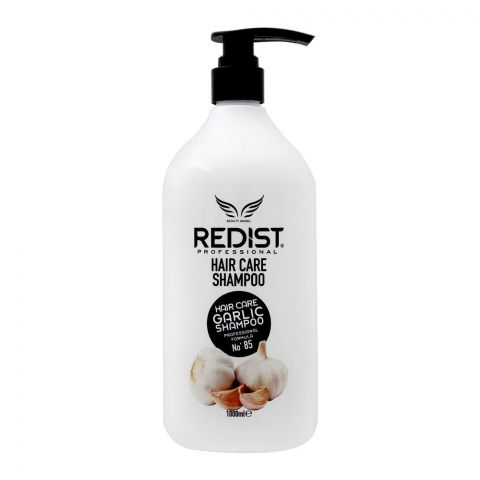 Redist Hair Care Garlic Shampoo, 1000ml