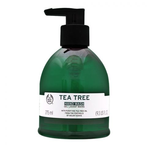The Body Shop Tea Tree Hand Wash, 275ml