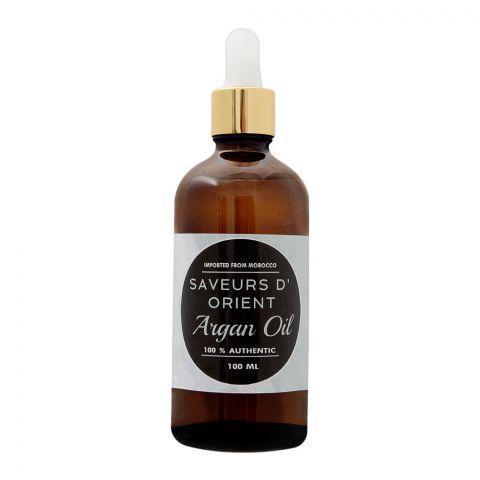 Saveurs D' Orient Argan Oil, 100ml