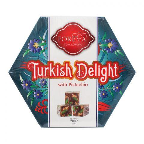 Foreva Turkish Delight With Pistachio, 250g LOK-6022