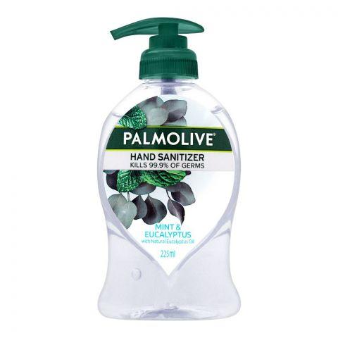 Palmolive Mint & Eucalyptus Hand Sanitizer, 225ml