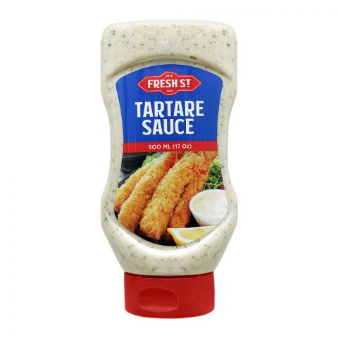 Fresh Street Tartare Sauce Squeeze, 500ml