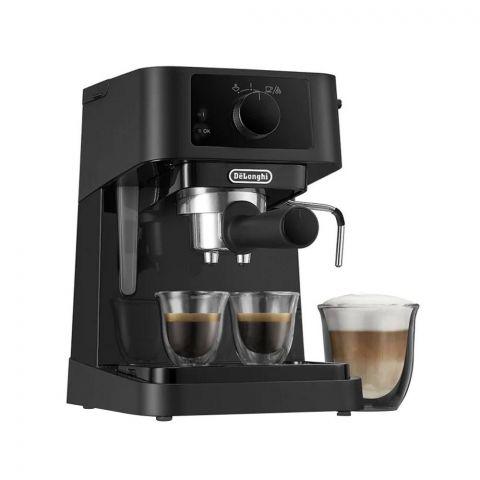 Delongi Stilosa Espresso And Cappuccino Maker, EC-235BK