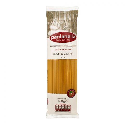 Pantanella Capellini Pasta, No. 2, 500g