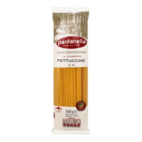 Pantanella Fettuccine Pasta, No. 14, 500g