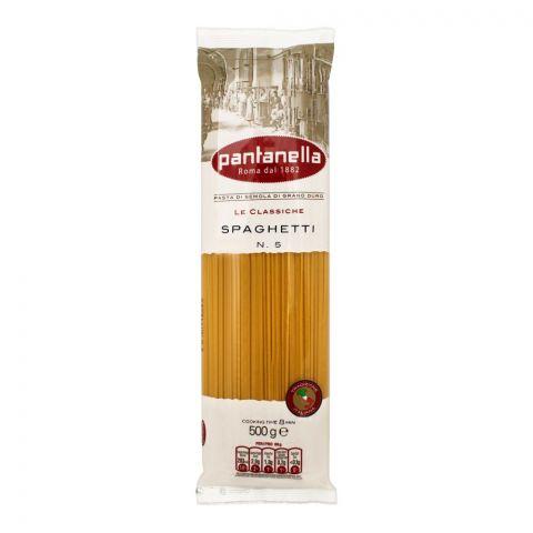 Pantanella Spaghetti Pasta, No. 5, 500g