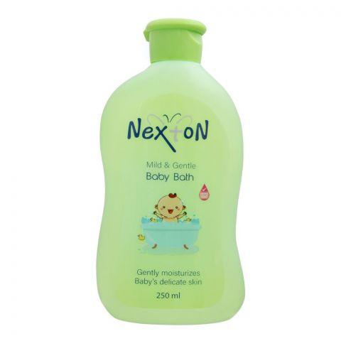 Nexton Mild & Gentle Baby Bath, 250ml