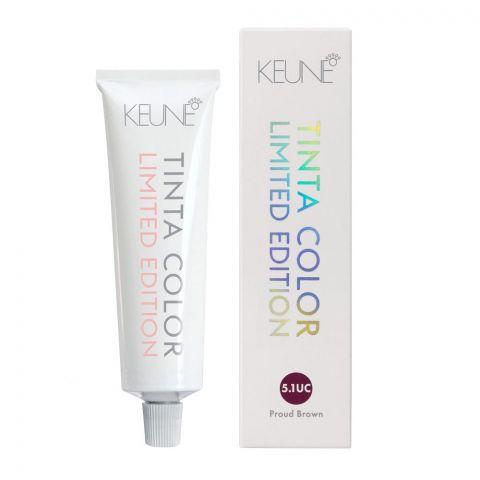 Keune Tinta Color Limited Edition, 5.1UC Light Ash Blonde