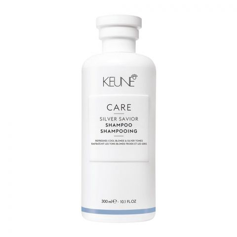 Keune Care Silver Savior Shampoo, 300ml
