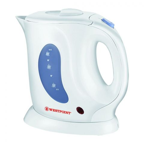 West Point Deluxe Cordless Kettle, 1L, 1850W, WF-1108