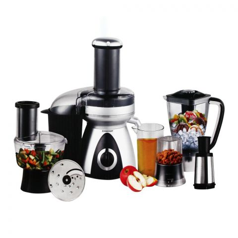 West Point Deluxe Kitchen Chef Food Processor, 700W, WF-1859