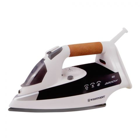 West Point Deluxe Steam Iron, 2200W, WF-2020