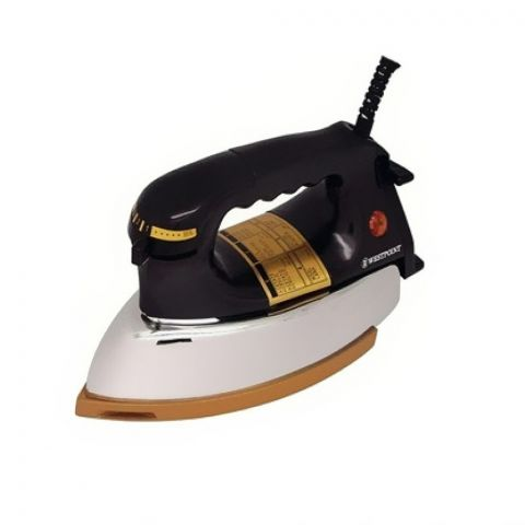 West Point Deluxe Dry Iron, Black, 1000W, WF-98 B