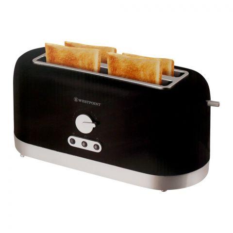 West Point 4 Slice Pop Up Toaster, WF-2528