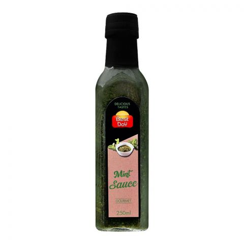 Best Day Mint Sauce, 250ml