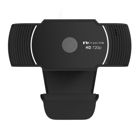 Feeltek Elec HD Webcam, 720p, WCMF68ELA21F
