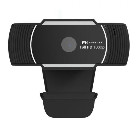 Feeltek Elec HD Webcam, 1080p, WCAF75ELA21F