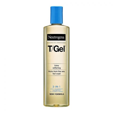Neutrogena T/Gel 2-In-1 Anti-Dandruff Shampoo & Conditioner