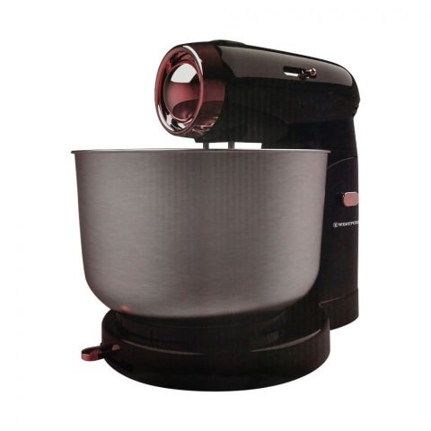 West Point Deluxe Hand Mixer With Stand Bowl, 3.5L, 5-Speed, WF-9504