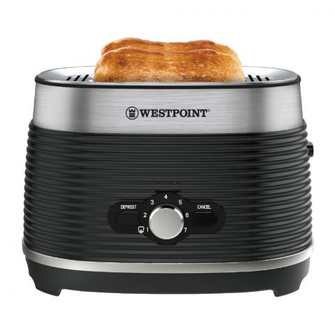 West Point Deluxe Pop-Up Toaster, WF-2553