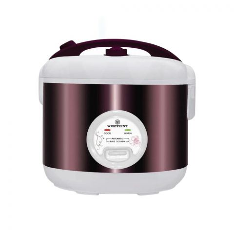 West Point Deluxe Non-Stick Rice Cooker, 2,2L, 900W, WF-5450