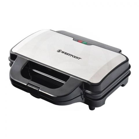 West Point Deluxe Sandwich Toaster, 900W, WF-6697