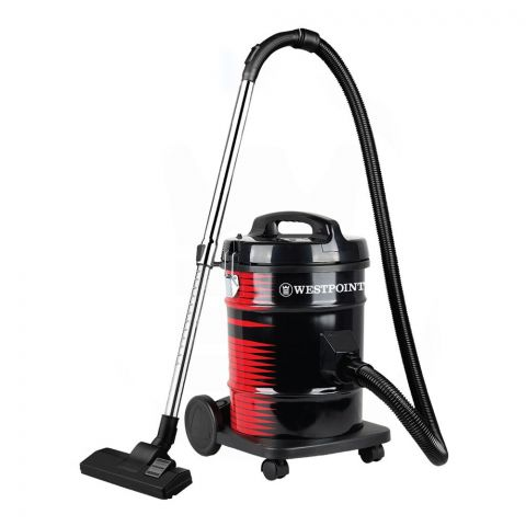West Point Deluxe Vacuum Cleaner, 21L, 1500W, WF-103