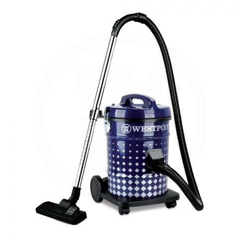 West Point Deluxe Vacuum Cleaner, 20L, 1500W, WF-104