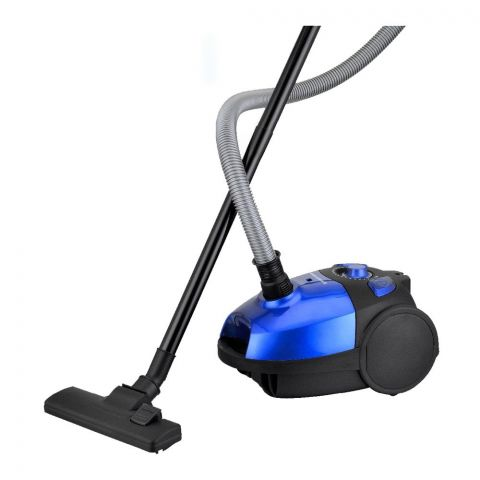 West Point Deluxe Vacuum Cleaner, Blue, 1500W, WF-3601