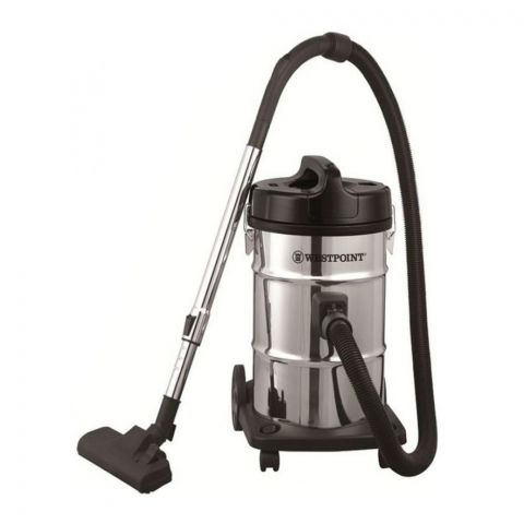 West Point Deluxe Vacuum Cleaner, 25L, 1500W, WF-970